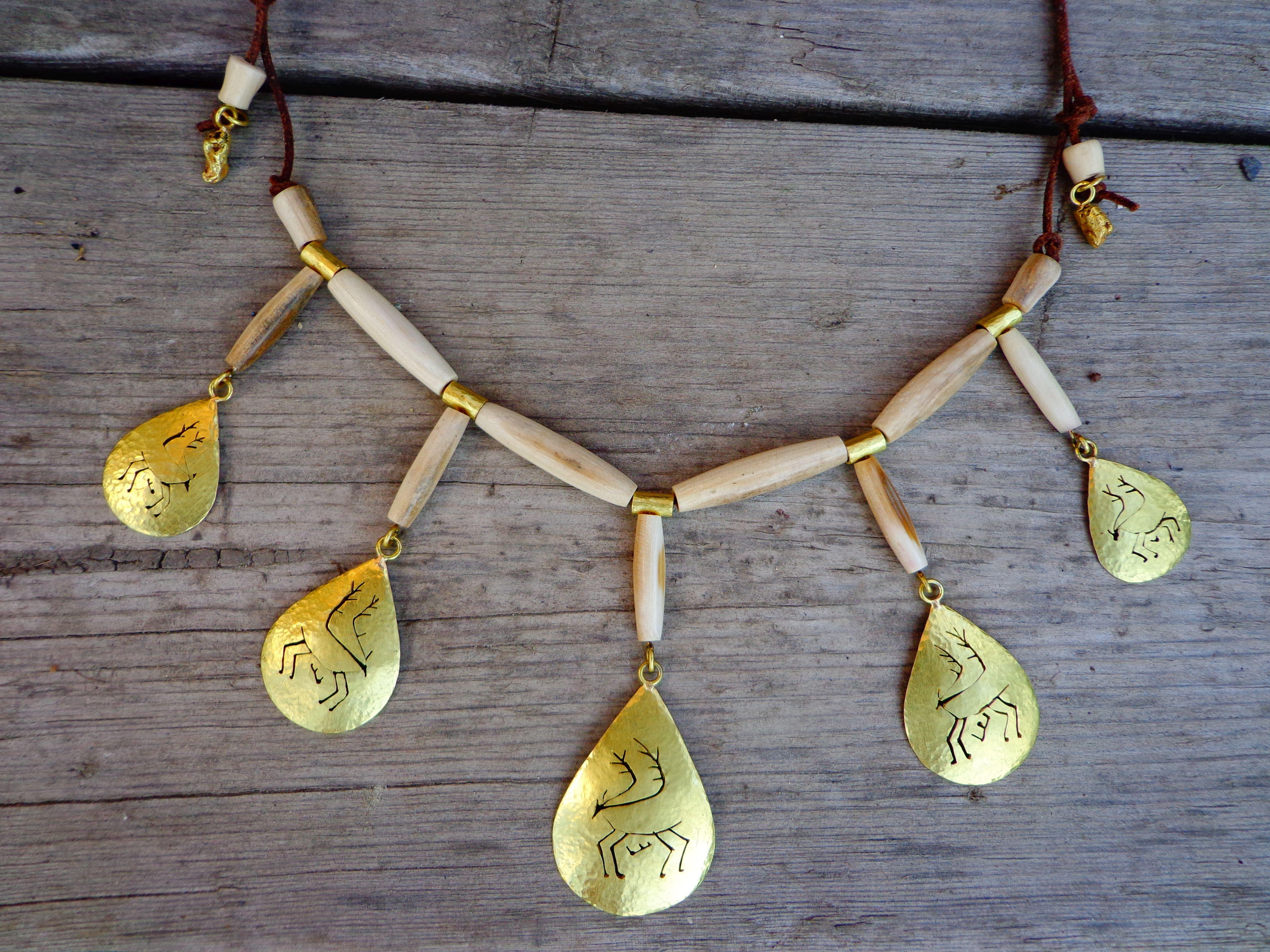 Caribou Amulets